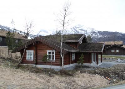 hytte i laft – 26