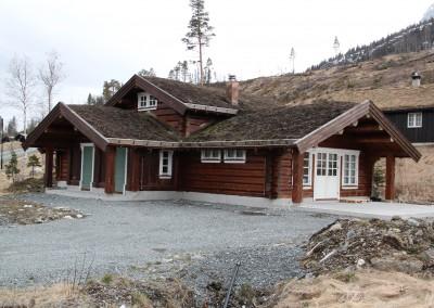 hytte i laft – 25
