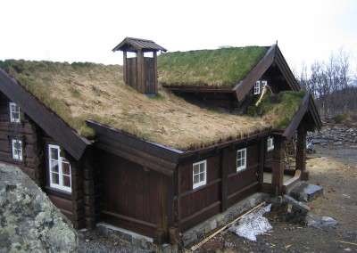 hytte i laft – 22