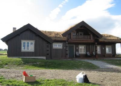 hytte i stav og laft - 1