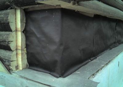 restaurering av tømmer ved råteskade – 13