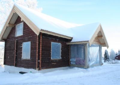 restaurering av hus og hytter – 2