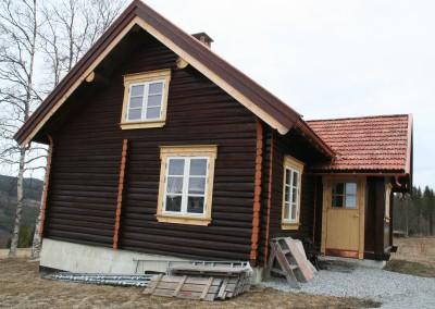 restaurering av hus og hytter - 3