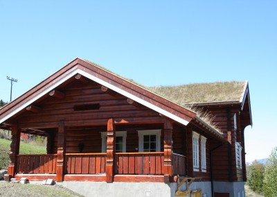 hus i laft og stav/laft – 3