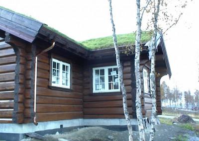 hytte i laft – 21