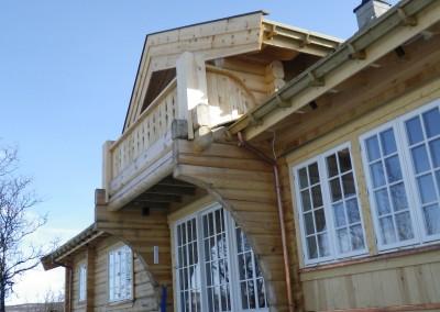 hytte i laft – 14