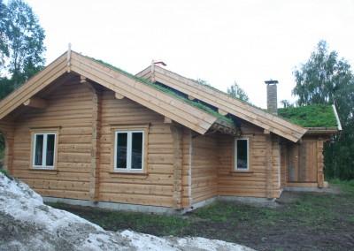 hytte i laft – 13