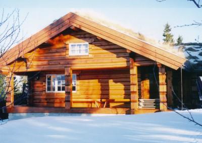 hytte i laft – 10