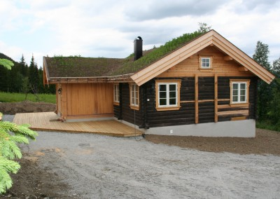 restaurering av hus og hytter - 5