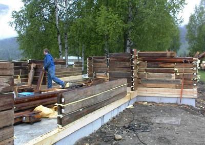 restaurering av hus og hytter – 10