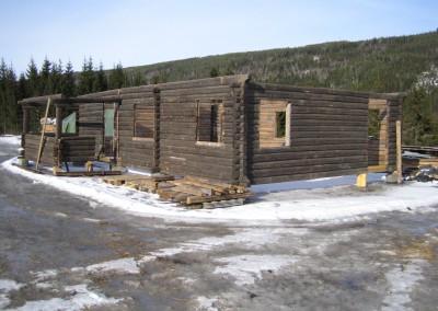 restaurering av hus og hytter - 4