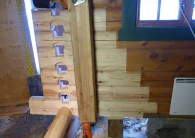 restaurering av tømmer ved råteskade-17