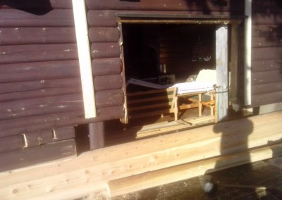restaurering av tømmer ved råteskade-22