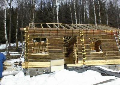 restaurering av hus og hytter – 7