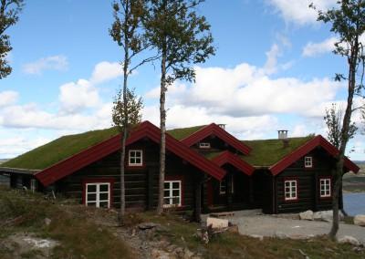 hytte i laft – 5