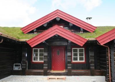 hytte i laft – 4