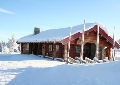 hytte i laft – 3