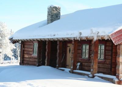 hytte i laft – 2
