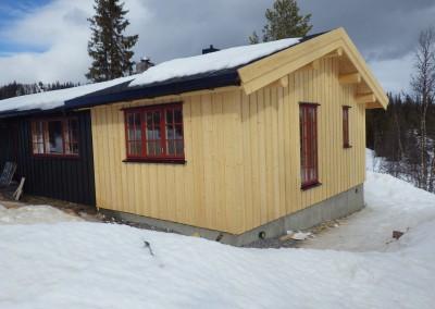 tilbygg hytte-4