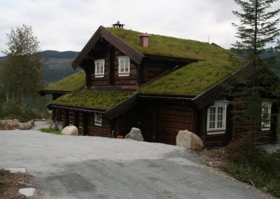 hytte i laft – 20
