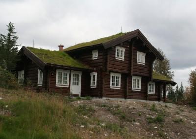 hytte i laft – 19