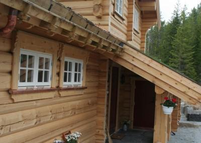 hytte i laft – 18