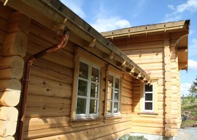 hytte i laft – 27