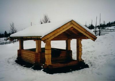 småhus – 2 (badestamp)