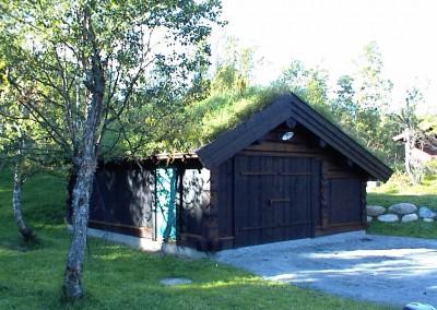 småhus – 14 (garasje)