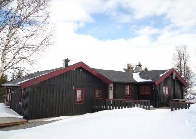 tilbygg hytte - 1