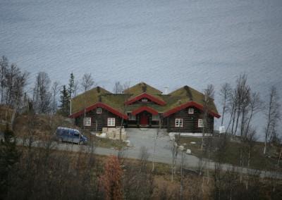 hytte i laft – 7