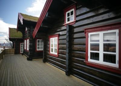 hytte i laft – 6