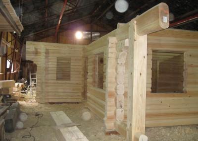 hytte i laft – 17