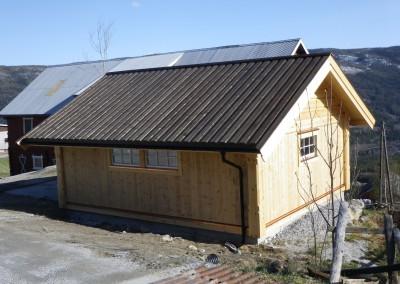 småhus – 11 (garasje)
