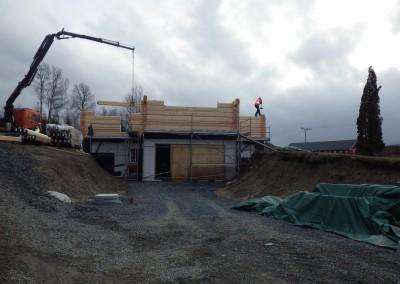 Isolafthus i Aurskog-1