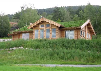 hytte i laft – 12