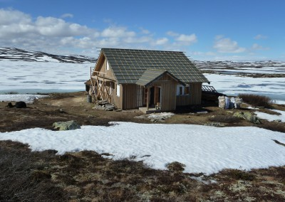 prosjekt Hardangervidda - 3
