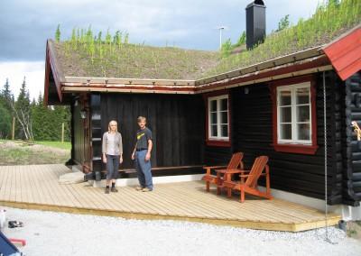 restaurering av hus og hytter - 6