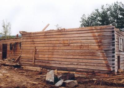restaurering av hus og hytter - 8