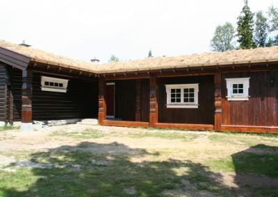 restaurering av hus og hytter - 13