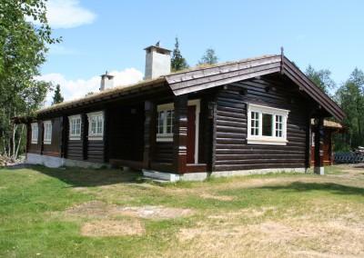 restaurering av hus og hytter – 12