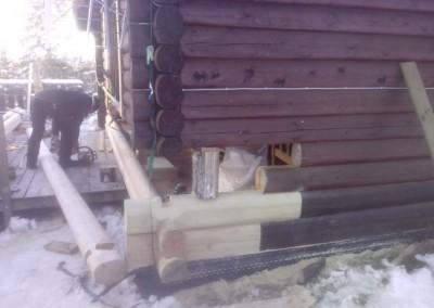 restaurering av tømmer ved råteskade-23