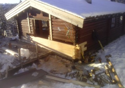 restaurering av tømmer ved råteskade-24