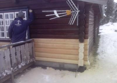 restaurering av tømmer ved råteskade-27