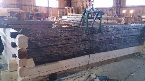 restaurering av tømmer ved råteskade-29
