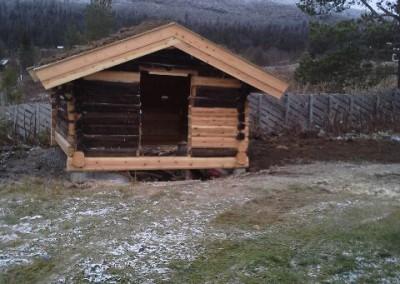 restaurering av tømmer ved råteskade-36