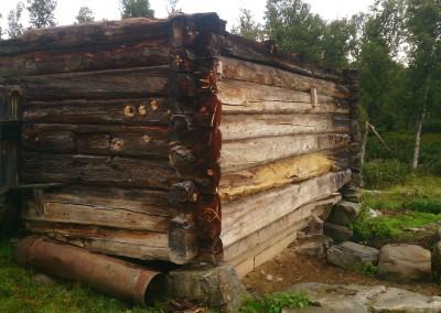 restaurering av tømmer ved råteskade-38