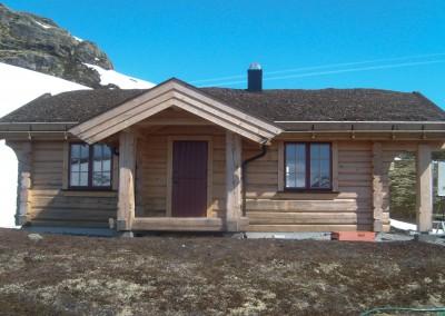 hytte i laft – 9