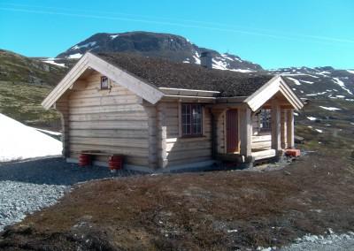 hytte i laft – 8