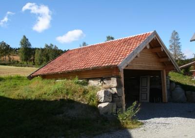 småhus – 16 (garasje)